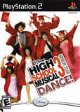 High School Musical 3: Senior Year Dance (PlayStation 2)